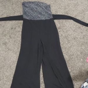 Multicolored Sparkle Jumpsuit